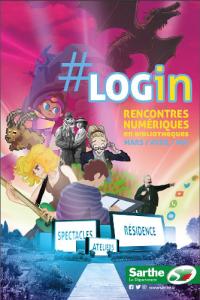Animations numériques #Login