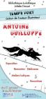 Temps fort sur Antoine Guilloppé