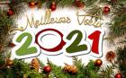 Bonne année 2021 ! Réouverture de la bibliothèque-ludothèque à partir du mercredi 06 janvier