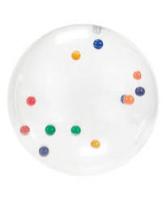 Ballon géant: Multicolor