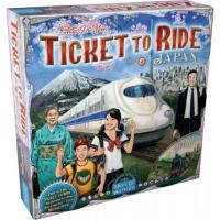 Les aventuriers du rail : Extension Japon - Italie